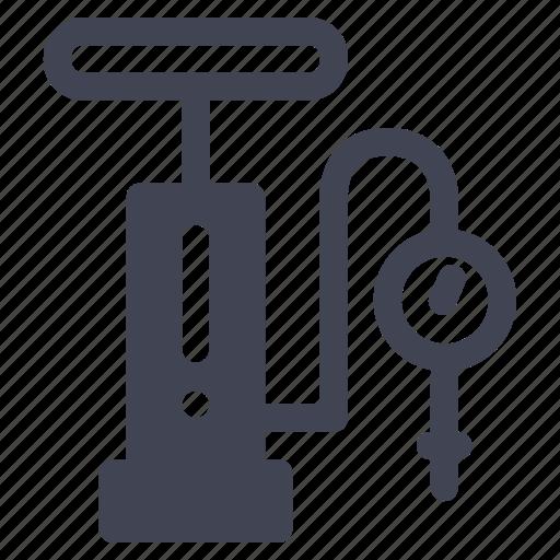 air, car, construction, equipment, maintenance, pump, service icon