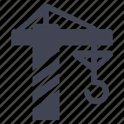 construction, crane, equipment, maintenance, tool, tools icon