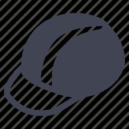 construction, equipment, hard, helmet, maintenance, safety icon