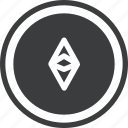 cryptocurrency, digital, eth, ethereum
