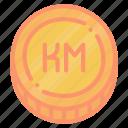 bosnia, convertible, herzegovina, mark icon