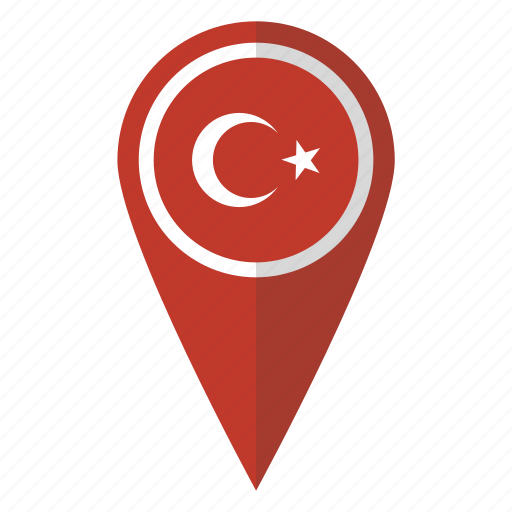 Major World Flag Pins By Vignesh P - Flag pins for maps