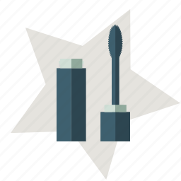 brusher, eye, eye brush, make-up, mascara, star, styling icon