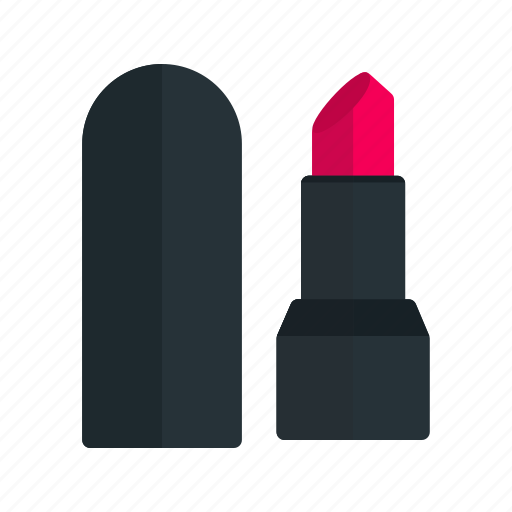 beautiful, beauty, cosmetic, cosmetics, lipstick, make, nail icon