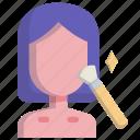 avatar, beauty, female, makeup, woman