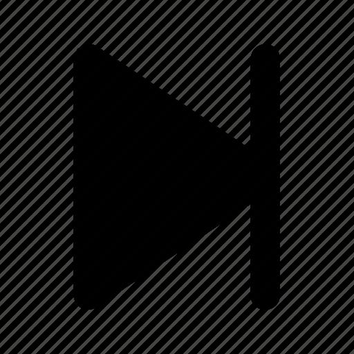Fast, forward, next, skip icon - Download on Iconfinder
