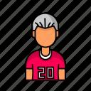 avatar, male, player, profile