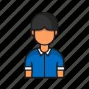 avatar, kids, male, profile