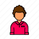 avatar, male, man, profile