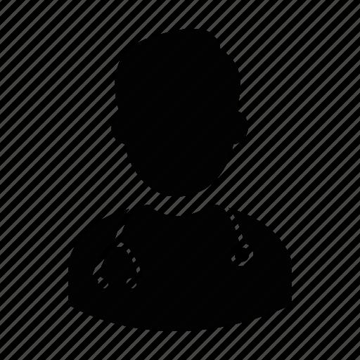 doctor, male, men, person, profile, user, worker icon