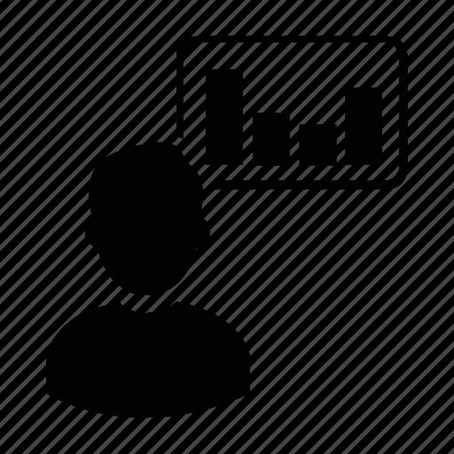 labour, men, person, profile, report, user, worker icon