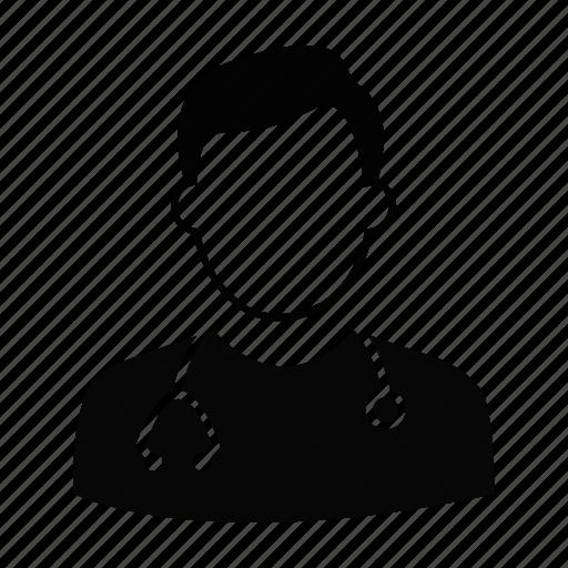 doctor, hospital, male, men, profile, user, worker icon