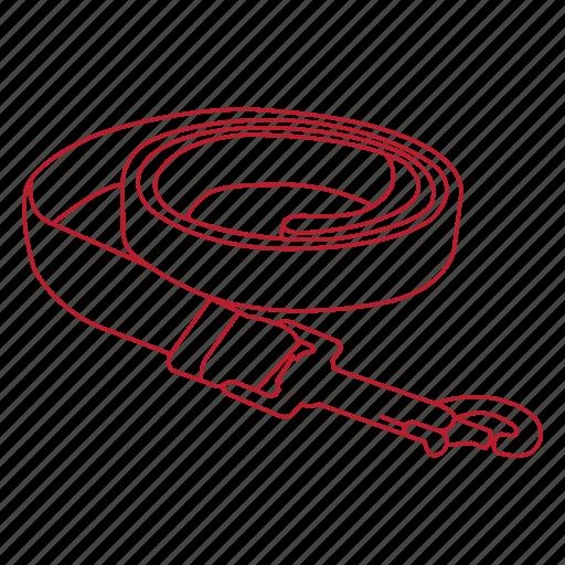 collar, dog, leash, pet, walk icon
