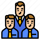 avatar, business, company, corporate, organization icon