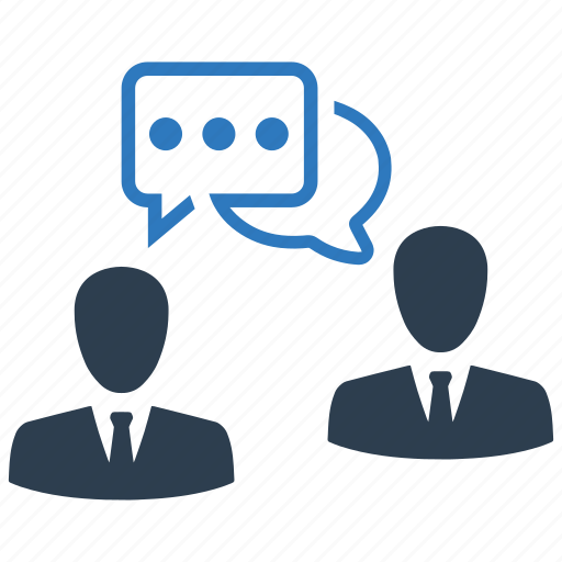 chat, communication, conversation, dialogue, gosips, meeting, talk icon