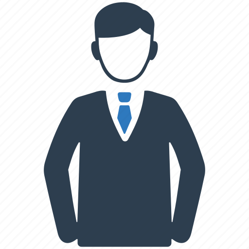 avatar, business, businessman, man, manager, office, user icon