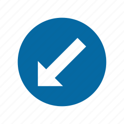 arrow, factory, industrial, instruction, mandatory, safety, signs icon