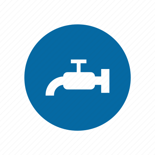 factory, faucet, industrial, instruction, mandatory, safety, signs icon
