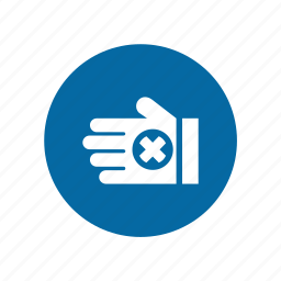 factory, glove, industrial, instruction, mandatory, safety, signs icon