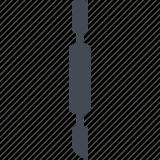 cuticle tool, manicure, manicure tool, tool icon