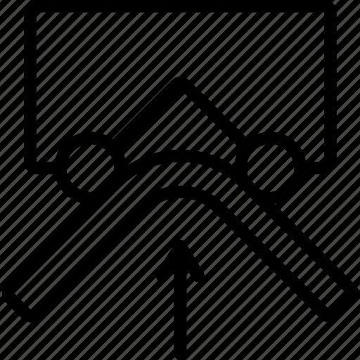 factory, metal, workshop icon