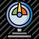 industry tool, meter, meter testing, speed test, speedometer icon