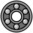 gear, industry, manufacturing, setting, wheel icon
