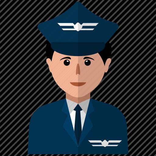 avatar, man, men, police icon