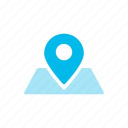 location, map, map pin, navigation, pin, routing icon