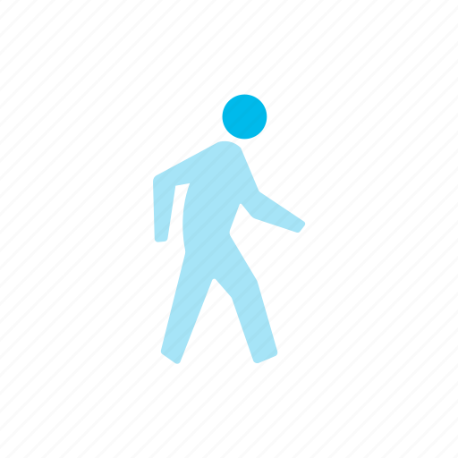 map, pedestrian, transportation mode, walk, walking icon