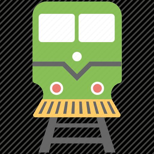 locomotive, railway traveling, train, tram, traveling icon