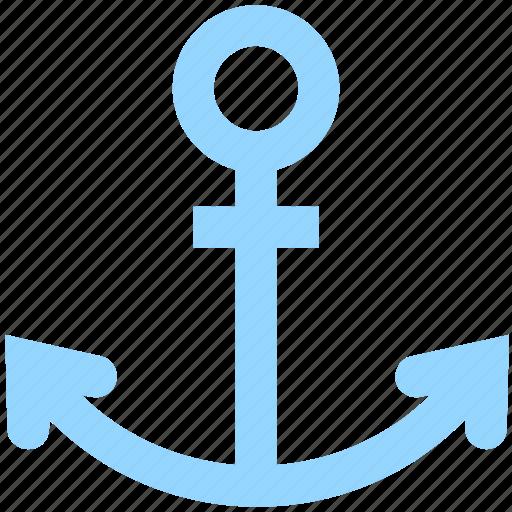 anchor, link text, marine, maritime, sailing, sea, ship, transport icon