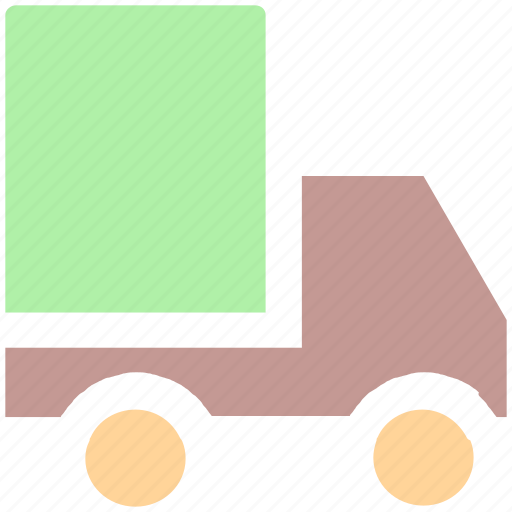 cargo, cargo truck, delivery, shipping, transport, transportation, truck, vehicle icon