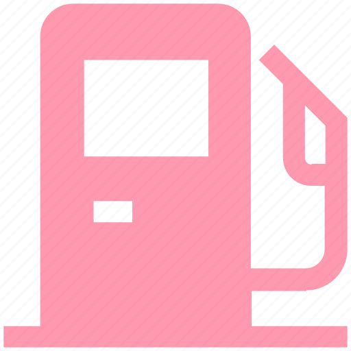 filling station, fuel, gas, gas station, petrol pump, petrol station, pump icon