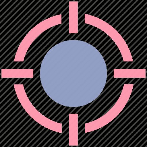 app, aspirations, essential, goal, gun, hunting, object, target, war icon