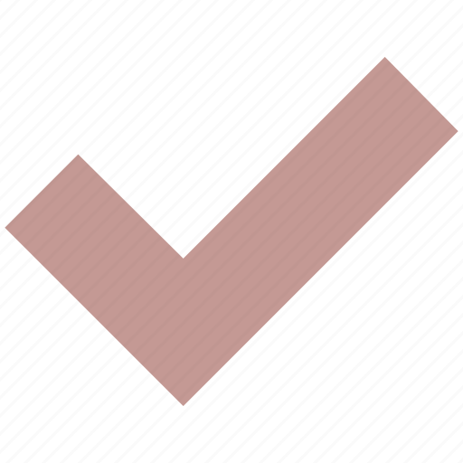 accept, approve, check, checkmark, ok, selection, success, tick, yes icon