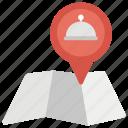 direction, hotel address, hotel location, navigation, restaurant location icon