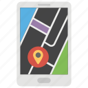gps, live street view, map location, street direction, street location icon