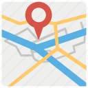 map location, abstract map, location, navigation, map guide