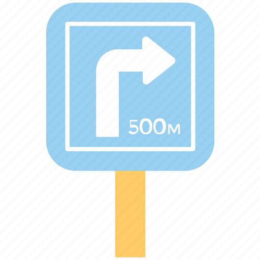arrow, directional arrow, navigation symbol, turn right icon