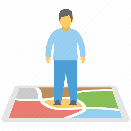 Map and navigation 3 by creative stall cartographer cartography gps survey map maker topography icon publicscrutiny Choice Image