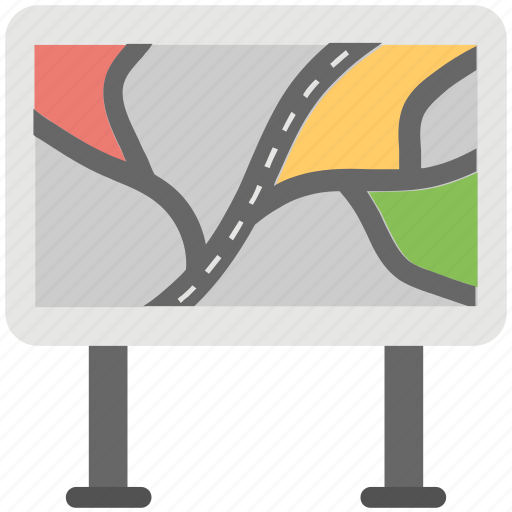 city map sign, road city map sign, street city map sign, street directory, tourist information map icon