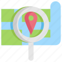 find, gps, location, map, navigation, search