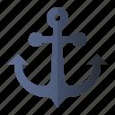 anchor, marine, nautical, ship
