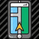 gps, navigation, location, pin, pointer