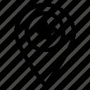 location, map, marker, pin, star