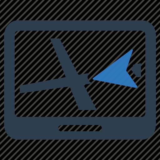 address, destination, gps, locate, location, navigate, navigator icon
