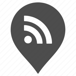 free wifi, internet, news, radio, signal, wi fi, wireless icon