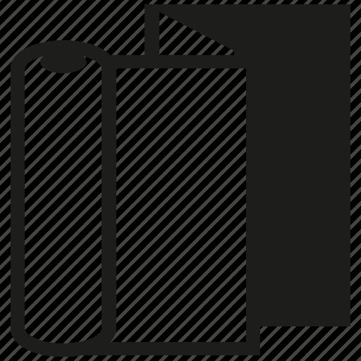 document, paper icon