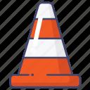 construction, core, traffic icon